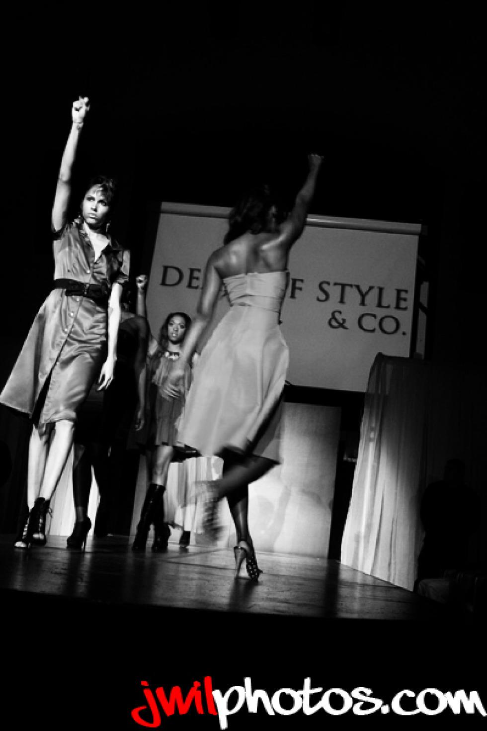Trilogy Thanksgiving Fashion Show '09