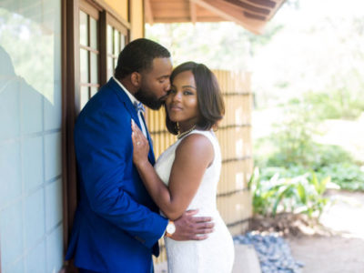 Houston Post-Wedding Portraits w/ Symone and David 4/8/17